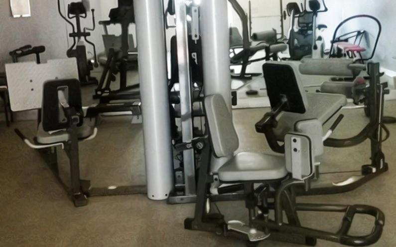Air-Conditioned Gymnasium