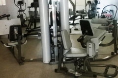 Air-Conditioned Gymnasium