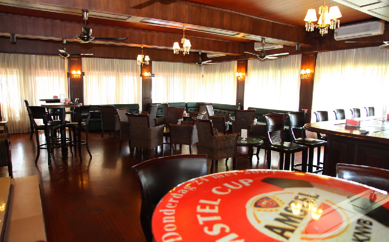 The James Moss Bar