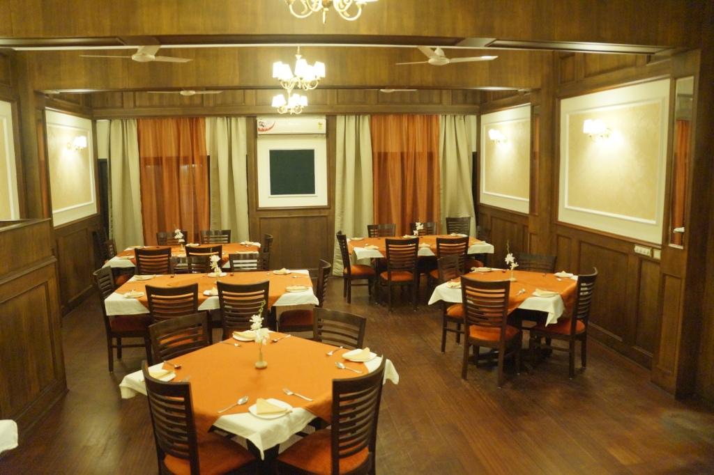 Morgan Library Dining Room Menu